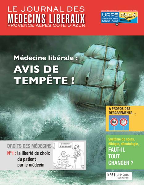 Journal N°51 – Juin 2016