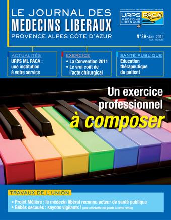Journal N°39 – Janvier 2012