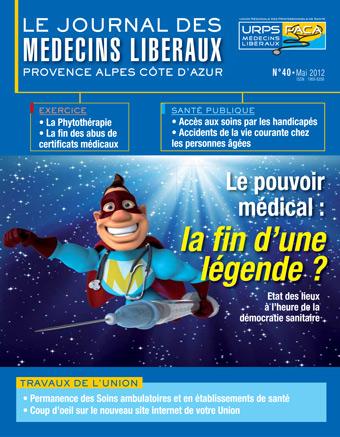 Journal N°40 – Mai 2012