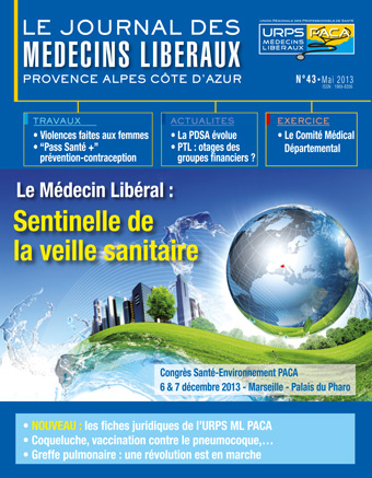 Journal N°43 – Mai 2013