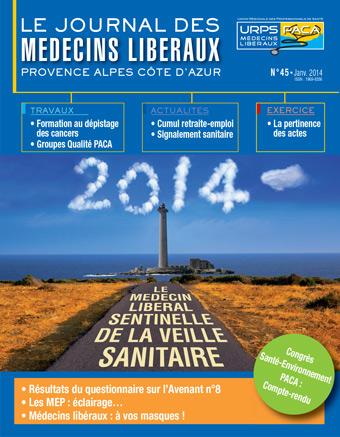 Journal N°45 – Janvier 2014