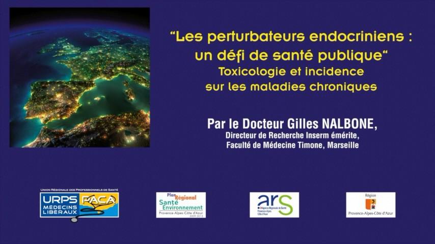 Santé & Environnement (avril 2014) : Les Perturbateurs Endocriniens