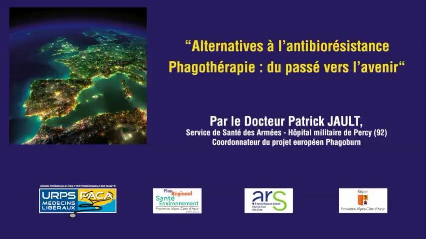 Santé & Environnement (mars 2016) : Alternatives à L'antibiorésistance – Phagothérapie : Du Passé Vers L'avenir