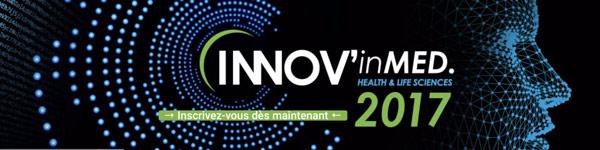 Colloque «Innov'in Med» – 26/27 Octobre Parc Chanot – Marseille